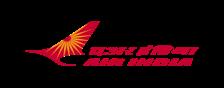 Logo of Air India