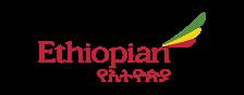 Logo of Ethiopian Airlines