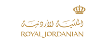 Logo of Royal Jordanian Airlines