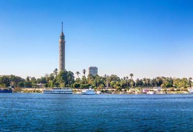 رحلات طيران رخيصة إلى القاهرة